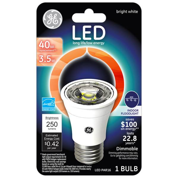LED Floodlight Bulb