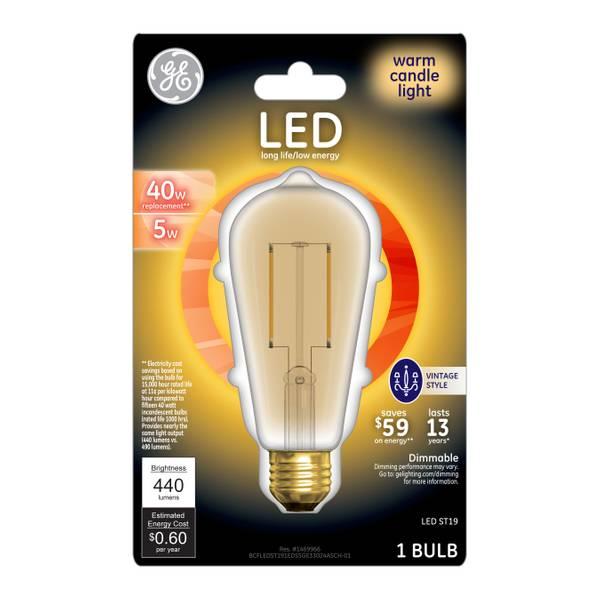 LED Vintage Style Bulb