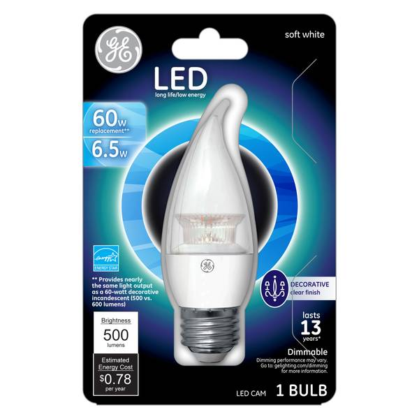 Dimmable LED CAM Bulb
