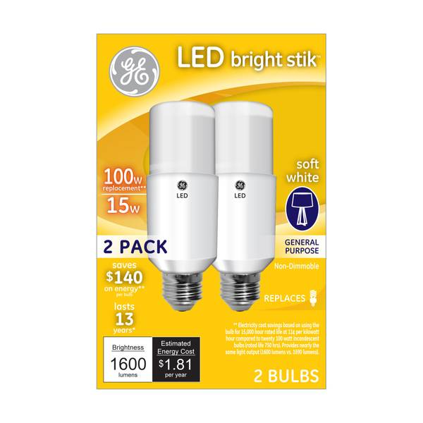 General Purpose Non-Dimmable LED Bulb