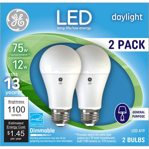 Dimmable Daylight Bulb