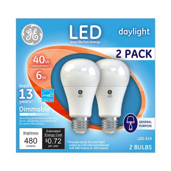 Dimmable General Purpose LED Bulbs