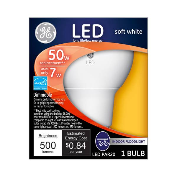 Dimmable Indoor Floodlight Bulb