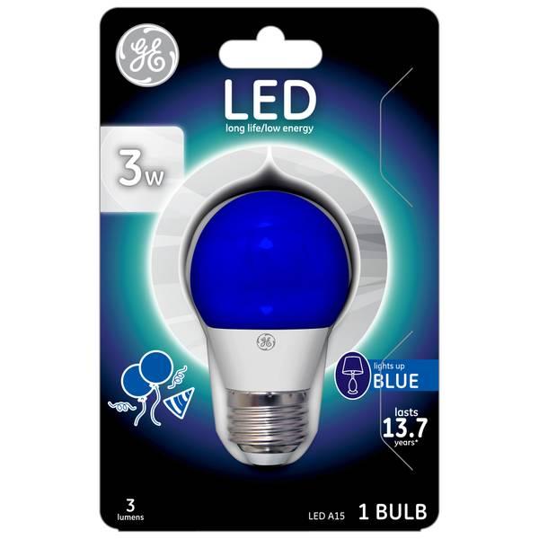 Medium Base A15 Party Light Bulb