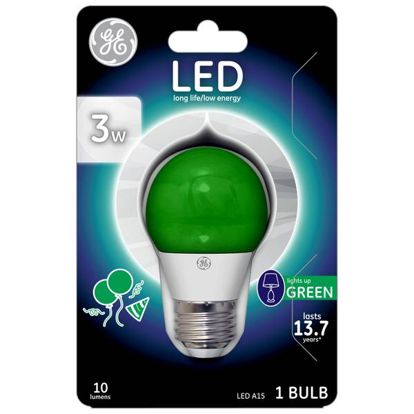 A15 Party Light Bulb