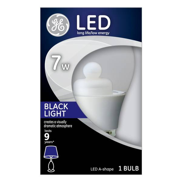 LED Black Light