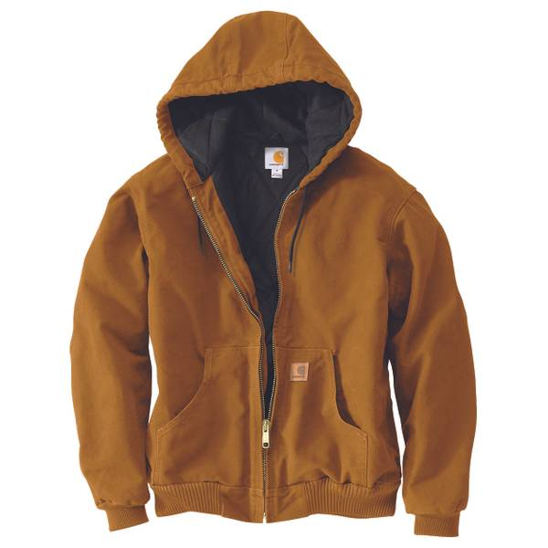 Men's Brown Sandstone Active Jacket