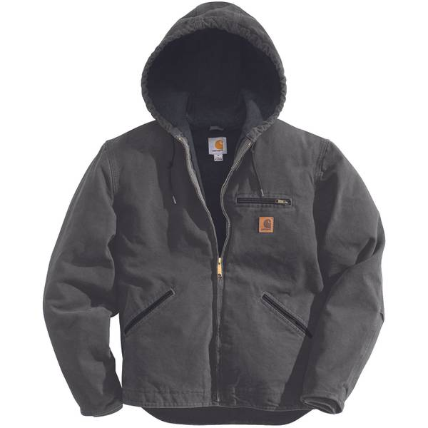 Men's Sandstone Sierra Sherpa Lined Jacket