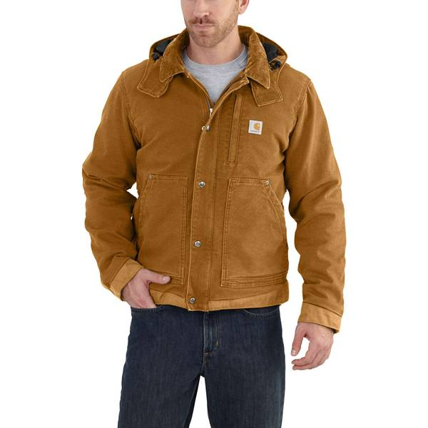 Men's Brown Full Swing Caldwell Jacket
