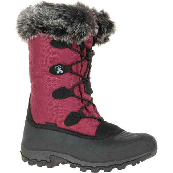 Women's  Momentum -25 Degree Fur Cuff Snow Boots
