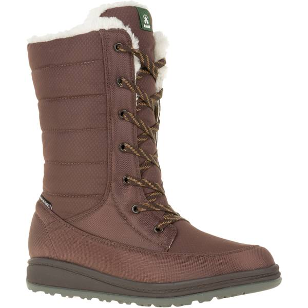 Women's Chocolate Bailee Snow Boots