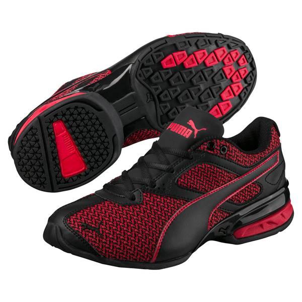 Boys' Tazon 6 Knit JR Athletic Shoe