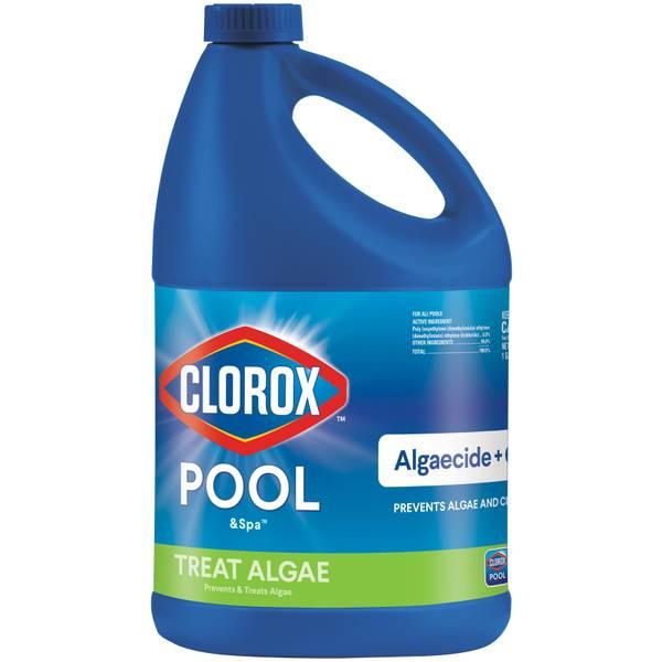 Pool & Spa Algaecide + Clarifier