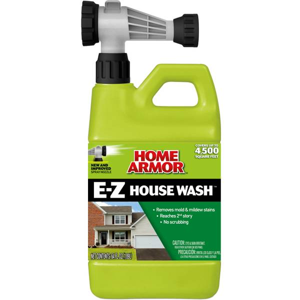 Home Armor E Z House Wash Mold Amp Stain Remover