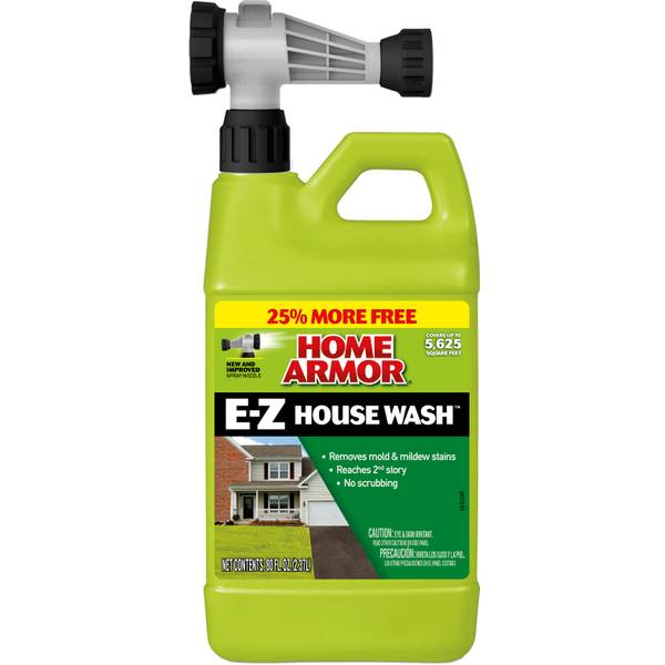 E-Z House Wash Hose End Sprayer