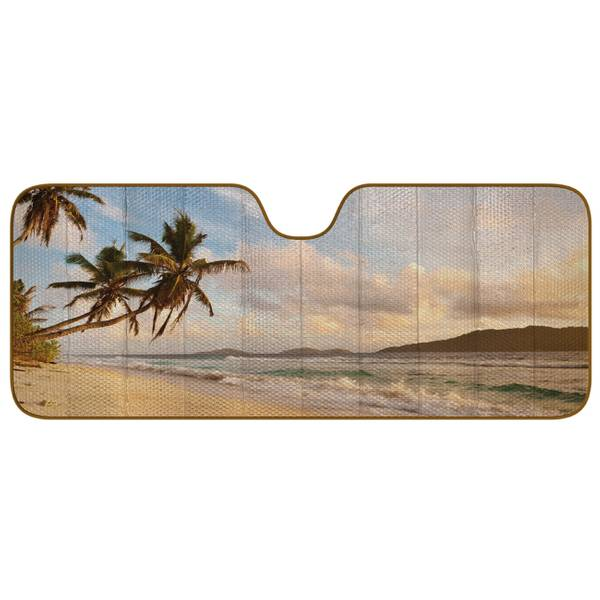 Vintage Surf Accordion Sun Shade