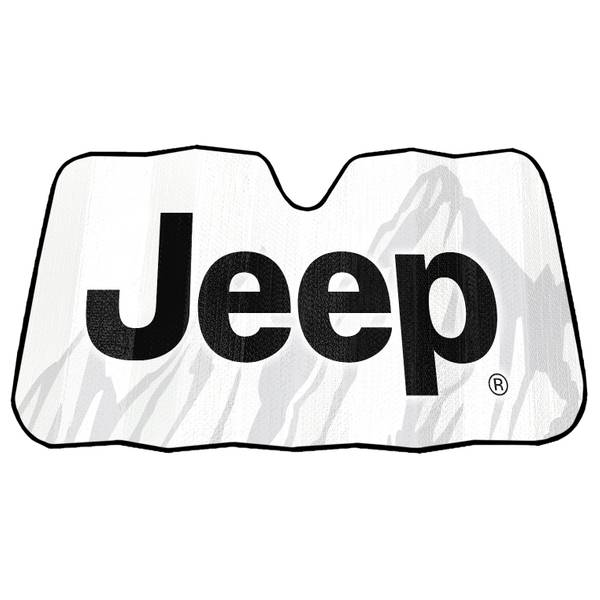 Jeep Accordion Sun Shade