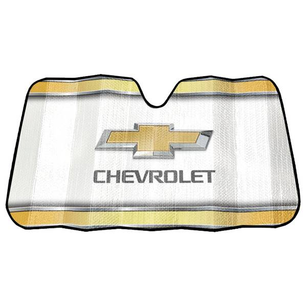 Chevy Elite Series Accordion Bubble Sun Shade