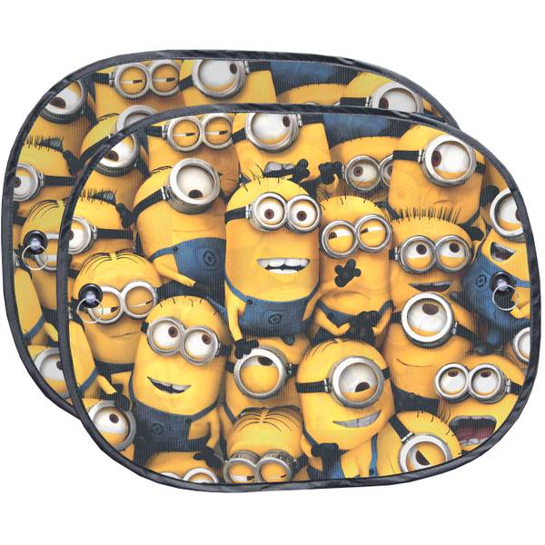 Universal Minions Crowd 2-Piece Side Mesh Shade