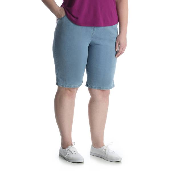 Women's Pull On Bermuda Shorts