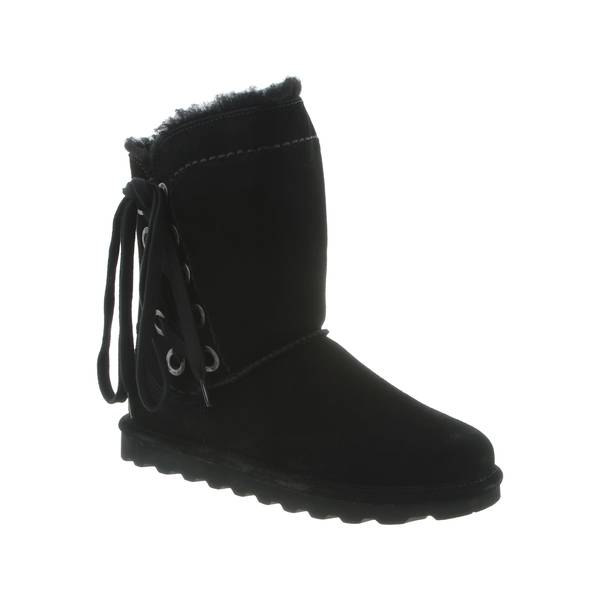 Women's Morgan Side Tie Boot