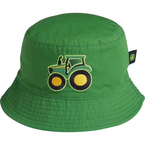 b9143fc342f John Deere Baby Tractor Bucket Hat