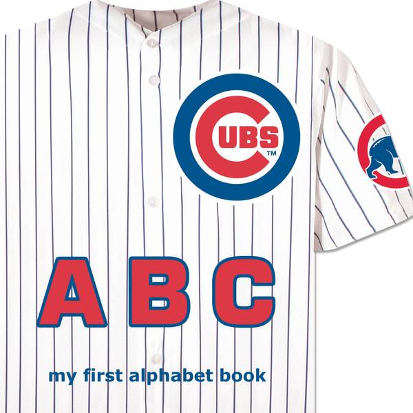 Chicago Cubs ABC Children's Book