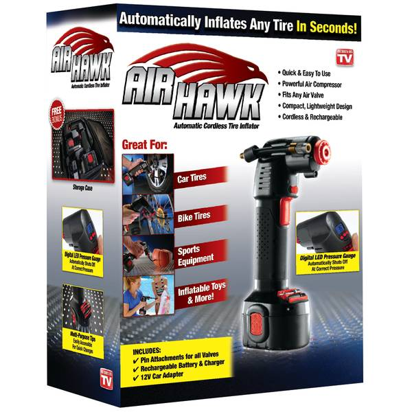 Air Hawk Tire Inflator