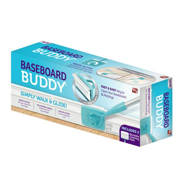 Baseboard Buddy Cleaning Tool