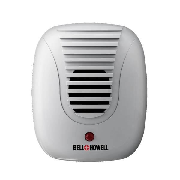 Bell & Howell Ultrasonic Pest Repeller 4-Pack