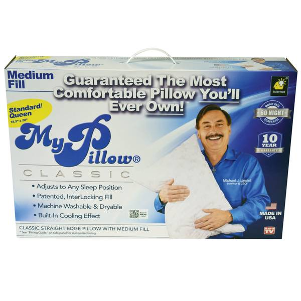seen miracle pillow as on tv bamboo