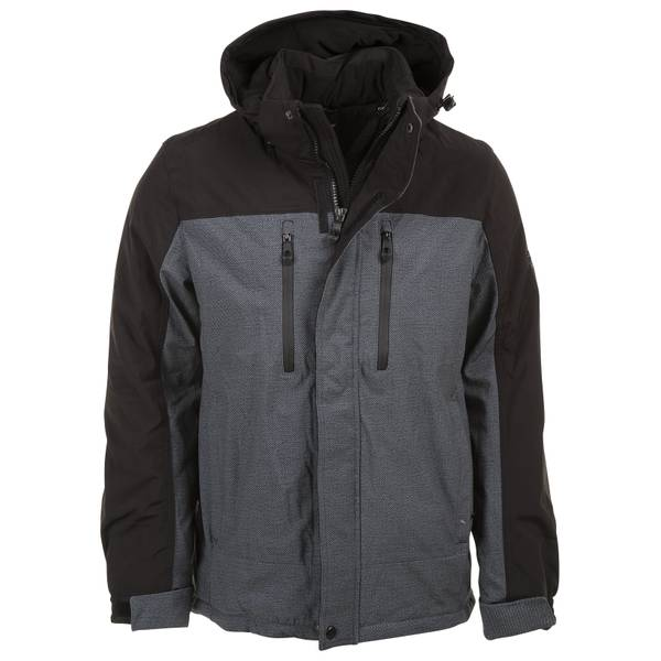 Zeroxposur Carbon Stretch Heavyweight Jacket