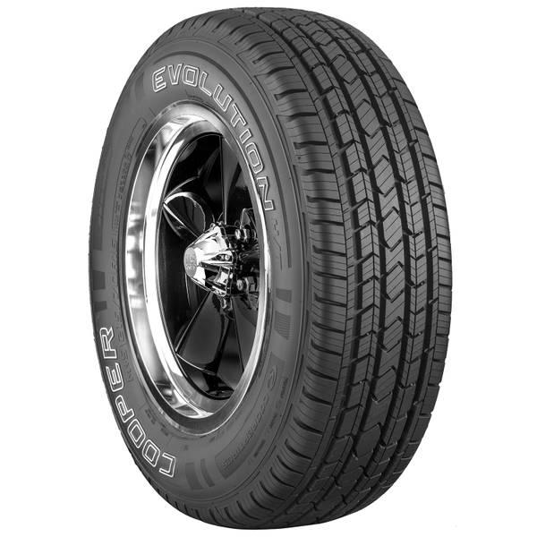 Cooper Tire 265 70r16 T Evolution Ht Owl