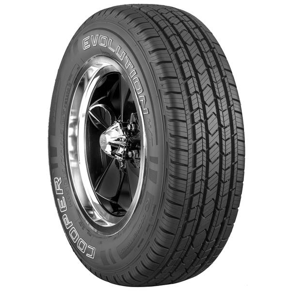 275/55R20 H XL EVOLTION HT BLK