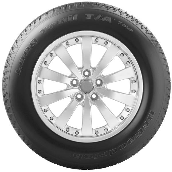 Long Trail TA Tour Tire - P225/75R15