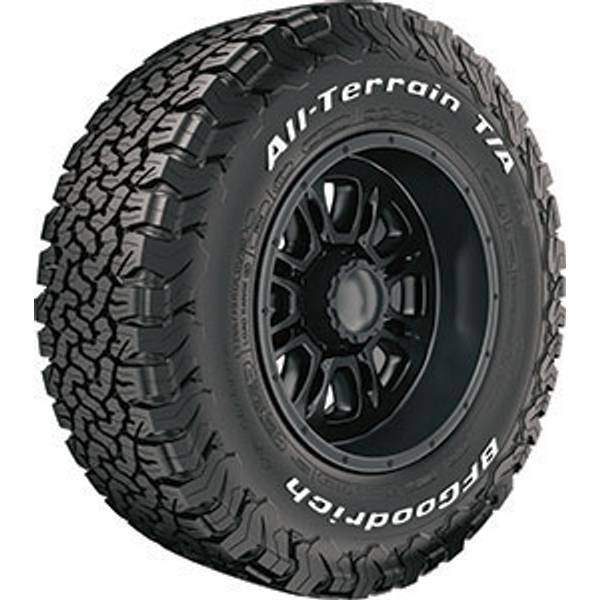 All-Terrain T/A KO2 Tire - LT265/70R17 E