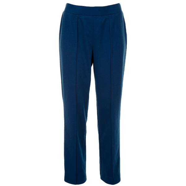 Women's Lapis Proportioned Short Slim Ponte Pants