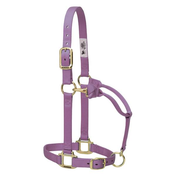 Original Adjustable Suckling Chin & Throat Snap Halter