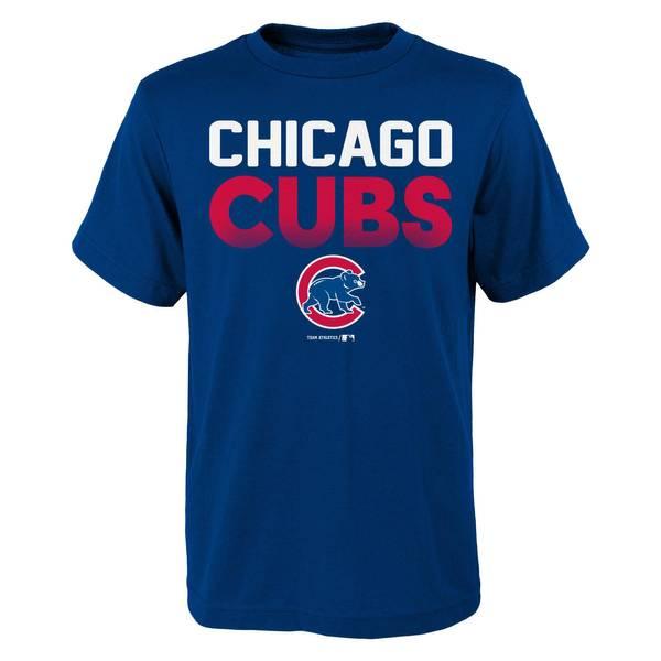 Boys' Short Sleeve Chicago Cubs Tee Assortment