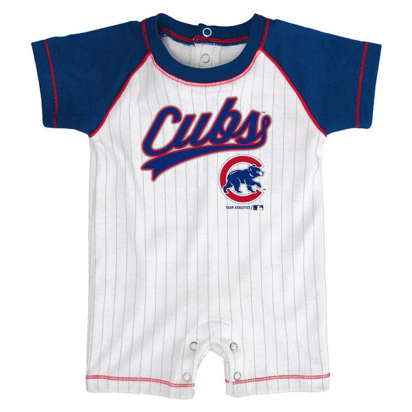 Baby Boys' Cubs Romper