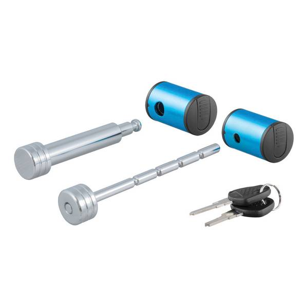 Hitch & Coupler Lock Set