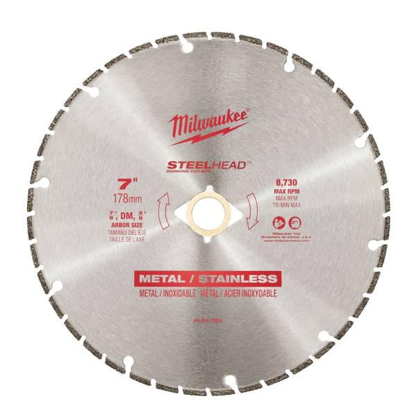 Steelhead Diamond Cut Off Blade