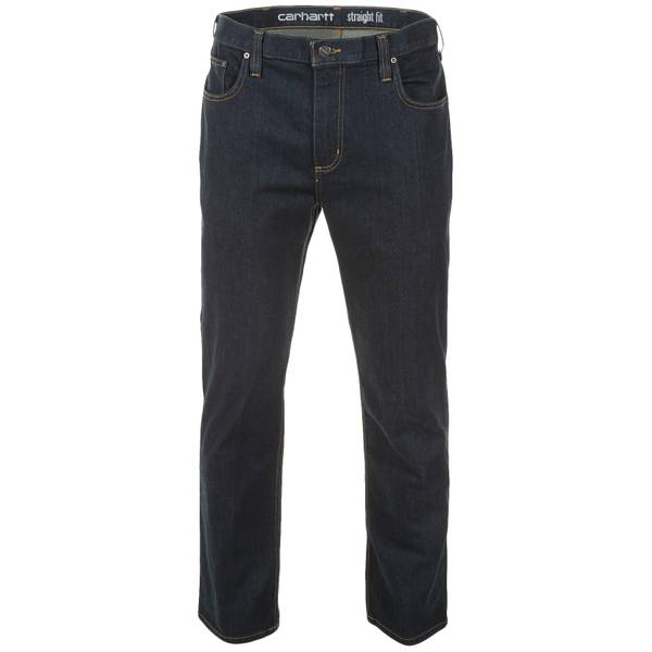 Men's Rugged Flex Straight-Fit Tapered-Leg Jean
