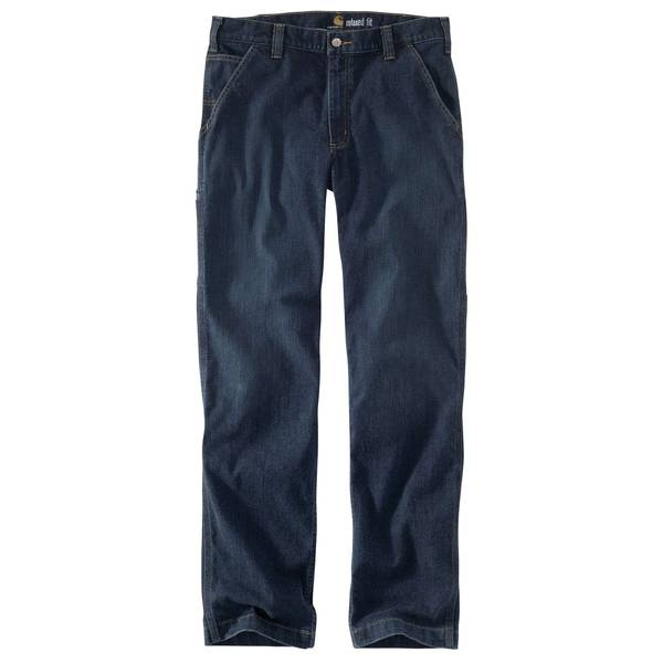 Men's Rugged Flex Relaxed-Fit Dungaree Jean