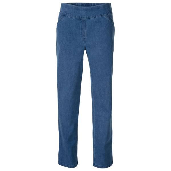 Misses' Indigo Pants