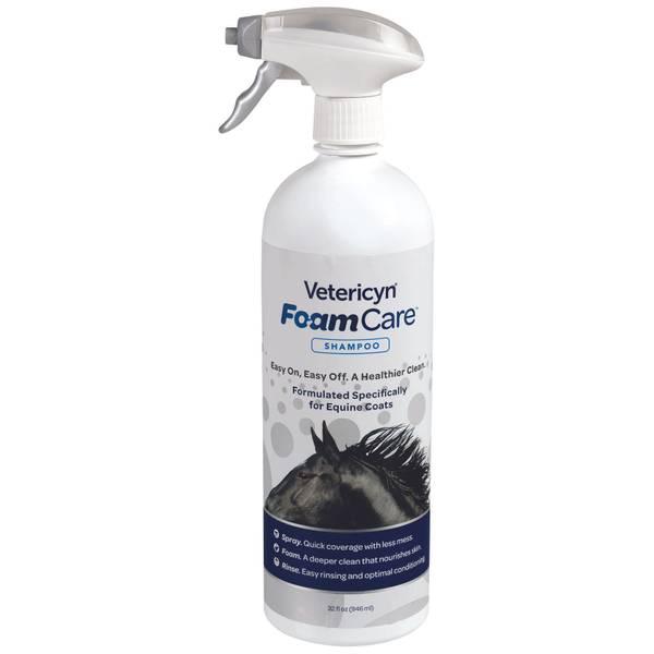 FoamCare Equine Shampoo