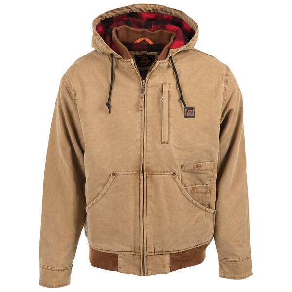 Vintage Duck Hooded Jacket