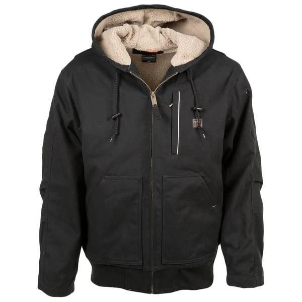 Mingus Hood Bomber Jacket