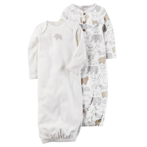 Neutral Babies' 2-pack Sleep Gowns