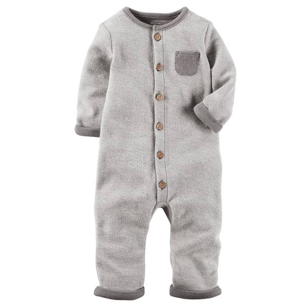 Neutral Baby's 1-Piece Jumpsuit